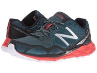 New Balance 910V3 Gore Tex Green Red Men's Running Shoes Multi