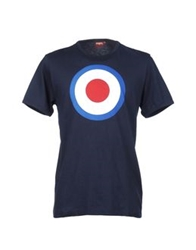 Merc T Shirts Dark Blue