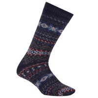 John Lewis Pattern Lounge Socks Multi