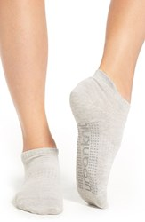 Women's Urban Knit Yoga Training Socks Grey