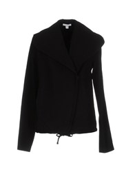 James Perse Standard Coats And Jackets Jackets Black