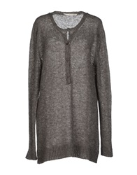Spina Sweaters Grey