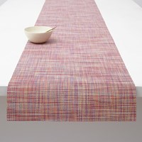 Chilewich Basketweave Woven Table Runner Festival