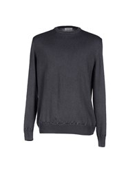 Cains Moore Knitwear Jumpers Men Lead