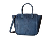 Ivanka Trump Tribeca Solutions Satchel Twilight Satchel Handbags Blue