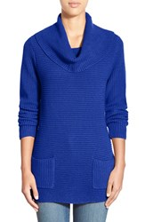 Women's Chaus 'Marilyn' Cowl Neck Two Pocket Sweater