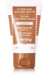 Sisley Paris Tinted Sunscreen Cream Spf30 Golden 2 Colorless