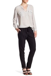 Hugo Boss Ariyana Cuffed Pant Black