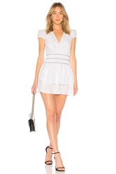 Donna Mizani Clara Dress White