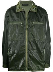 Mr And Mrs Italy High Shine Jacket 60
