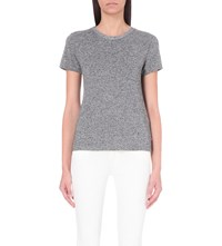Levi's The Perfect Pocket Cotton Jersey T Shirt Francisco Sky Htr