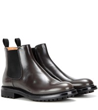 Church's Genie Leather Chelsea Boots Black