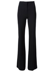 Derek Lam Flared Leg Trousers Black