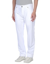 Salvatore Ferragamo Denim Pants Sky Blue