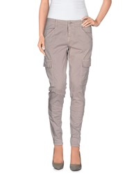 J Brand Trousers Casual Trousers Women Dove Grey