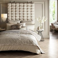 Kylie Minogue At Home Zina Duvet Cover Praline Beige