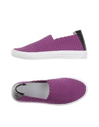 Fessura Footwear Low Tops And Trainers Women Purple