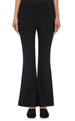 The Row Women's Beca Crop Flared Pants Black