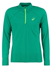 Asics Mile Long Sleeved Top Jungle Green