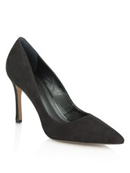 Daniel Buttercrambe Pointed Toe Court Shoes Black