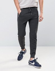 Pull And Bear Pullandbear Skinny Joggers In Grey Grey
