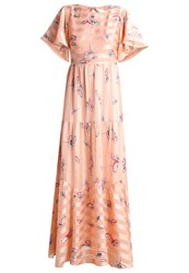 Mintandberry Maxi Dress Multicolored Multicoloured