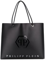 Philipp Plein Original Handle Bag Black