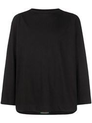 Casey Casey Classic Long Sleeve Shirt Black