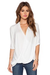 Young Fabulous And Broke Cora Top White