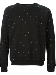 Saint Laurent Studded Sweatshirt