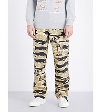 Billionaire Boys Club Mechanics Regular Fit Cotton Trousers Camo