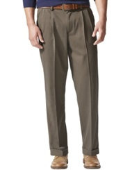 Dockers D4 Relaxed Fit Comfort Khaki Pleated Pants