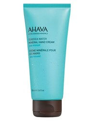 Ahava Sea Kissed Mineral Hand Cream 3.4 Oz. No Color