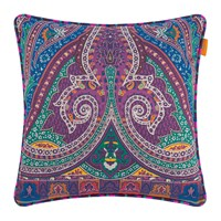 Etro Lochy Cushion 45X45cm Purple