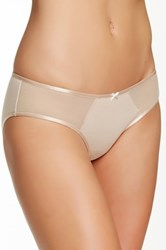 Josie Low Rise Hipster Panty Brown