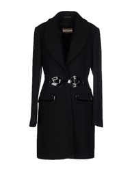 Galliano Coats Black
