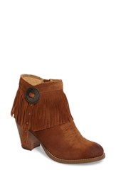 Ariat Women's Unbridled Avery Bootie Whiskey Suede