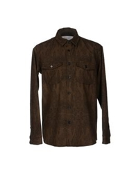Julien David Shirts Military Green