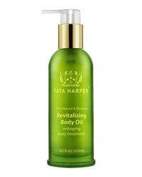 Revitalizing Body Oil 125Ml Tata Harper