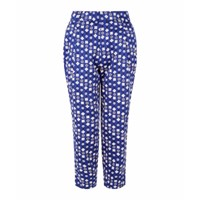 People Tree Frances Printed Trousers
