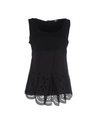 Vdp Collection Topwear Tops Women Black