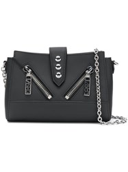 Kenzo Tiny Kalifornia Shoulder Bag Black