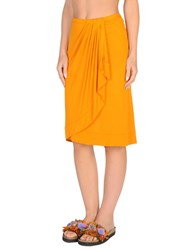 Jean Paul Gaultier Soleil Sarongs Orange