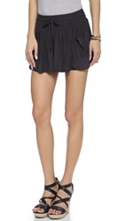 Ramy Brook Austin Shorts Black