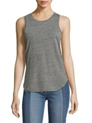 Paige Georgina Heathered Tank Heather Grey