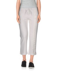 Y 3 Trousers 3 4 Length Trousers Women White