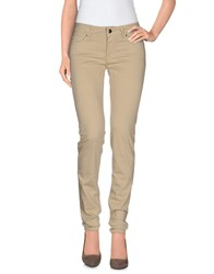 Roy Rogers Roy Roger's Trousers Casual Trousers Women Beige