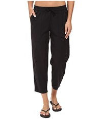Lucy Destination Anywhere Pants Black Women's Casual Pants