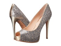 Guess Honoran 2 Leopard Fabric High Heels Multi