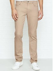 7 For All Mankind Slimmy Luxe Performance Slim Jean Beige
